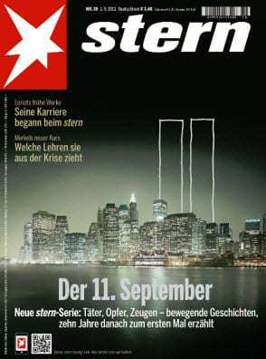 Stern Magazine Augmented Reality