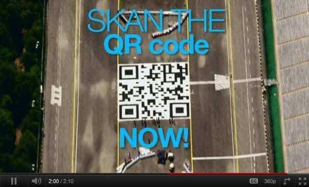 Big QR Code