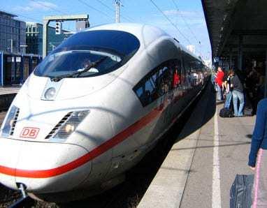German Train Stations