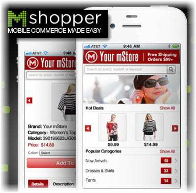 mShopper launches platform for m-commerce and marketing