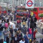 NFC Technology in transportation - Mobile Payments London