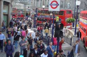 NFC technology based system unveiled for the London Underground