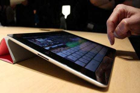 Tablet Commerce