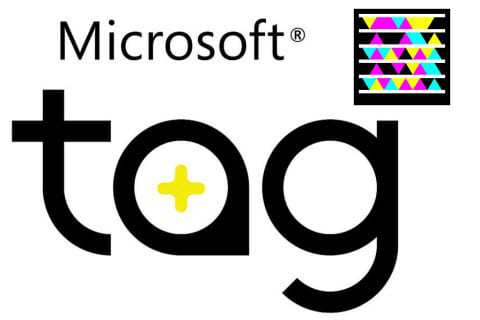 Microsoft Tag qr codes