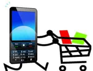 Latest U.K. mobile shopping trends show increase of 254% taking 9% share of e-commerce