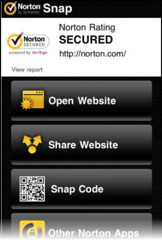 World's first QR protection application coming from Symantec