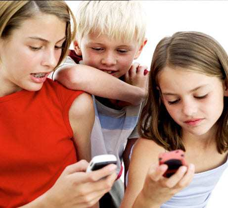 Mobile games popularity