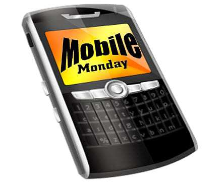 Mobile mcommerce cyber Monday