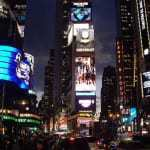 LevelUp announces new Times Square free pizza promotion for smartphone users on New Year's Eve