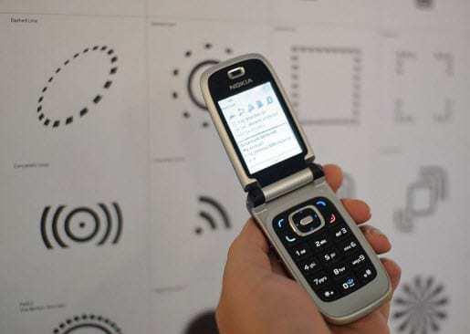 NFC technology Tags