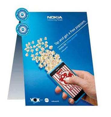 Nokia NFC mobile technology