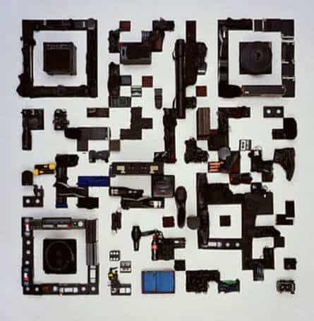 QR Code David Sykes