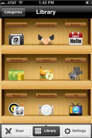 QRganize App