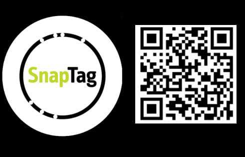 SnapTag QR Code