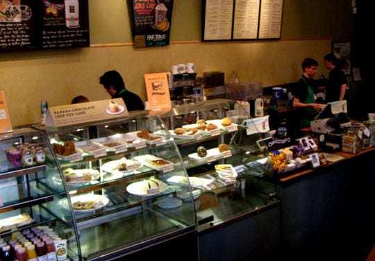 Starbucks cashless store Mobile Marketing