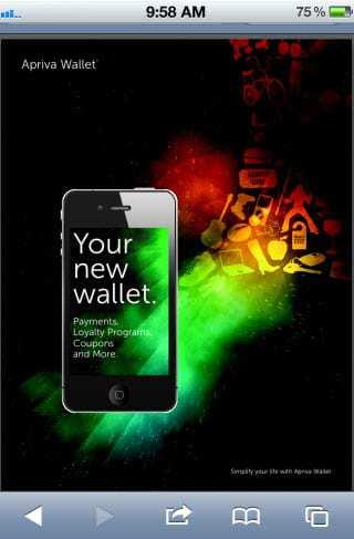 Apriva Wallet