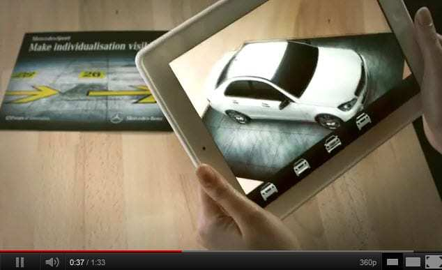 Augmented reality manual from Hyundai stands out at LA Auto Show
