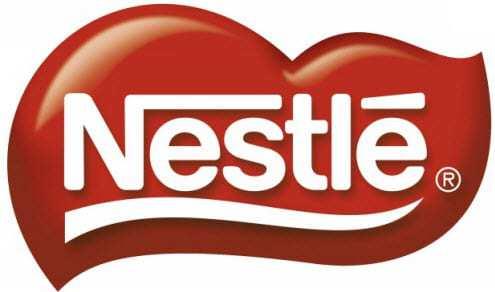 Nestle QR codes mobile health