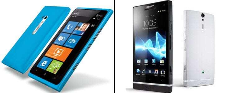New NFC Phones