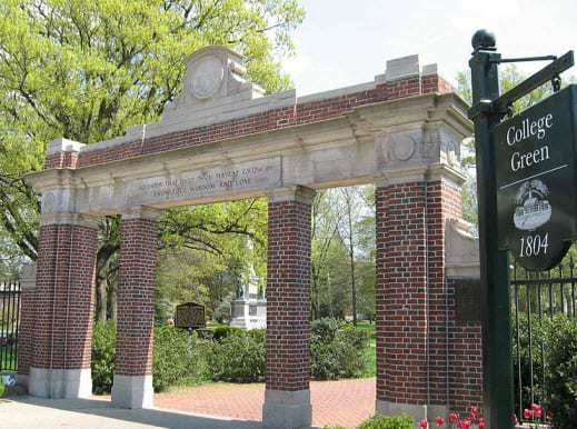 Ohio University Entry Gate