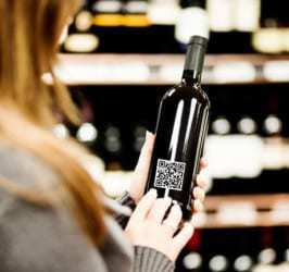 QR codes to be further rolled out by Pernod Ricard