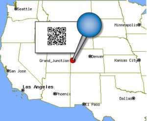 Grand Junction, Colorado, uses QR code technology in new information effort
