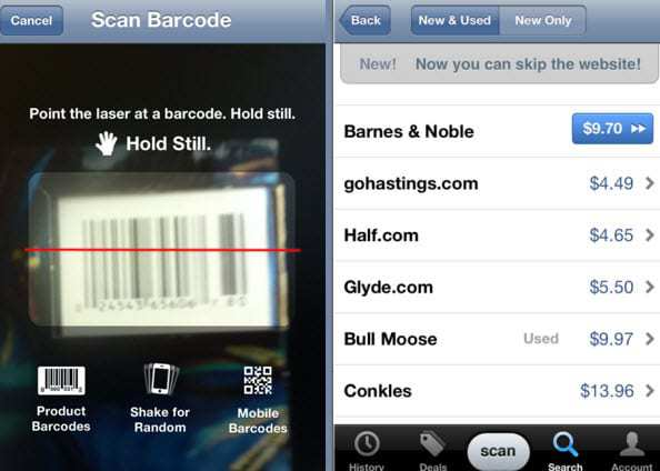 ShopSavvy Mobile App