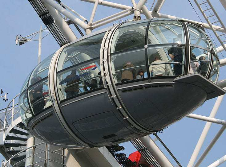 London Eye gets a high-tech upgrade to appeal to tech-savvy tourists