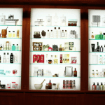 New York's Glamour Apothecary Wall