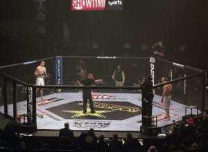 CommerceTel Corporation announces its selection as the UFC mobile tech partner