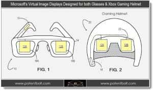 Microsoft files patent for new augmented reality project