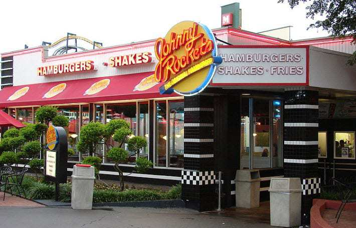 Johnny Rockets' launches new QR coded marketing campaign