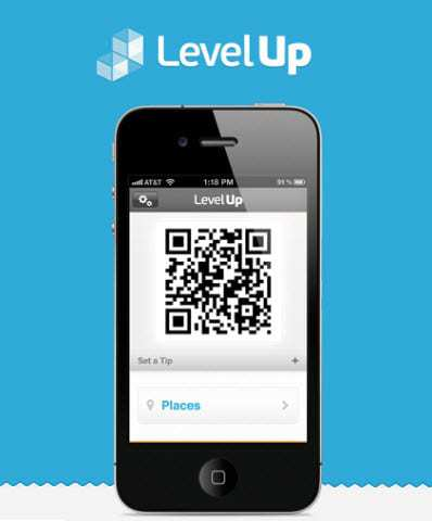 LevelUp Mobile Payments with QR Codes