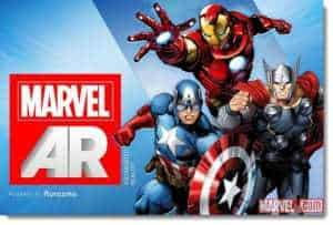 Marvel releases first issue of its augmented reality comic series
