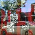 Mobile Marketing QR code