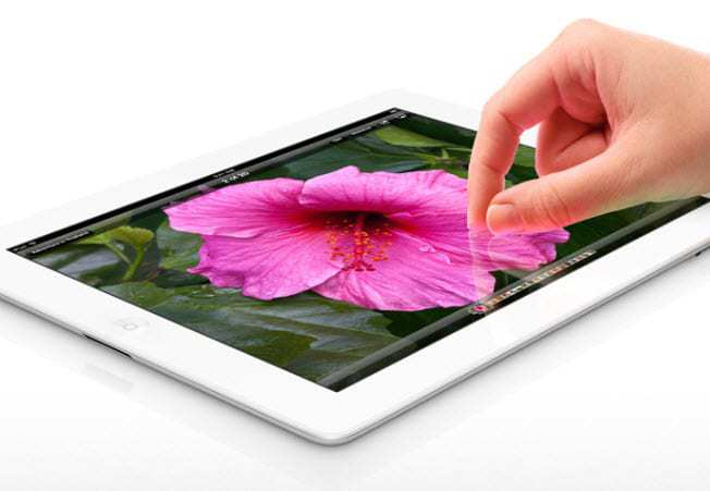 How the New iPad compares to iPad 2