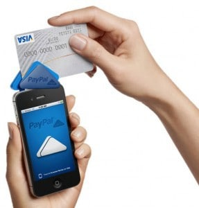 Mobile payments service from PayPal is rolled out with free processing