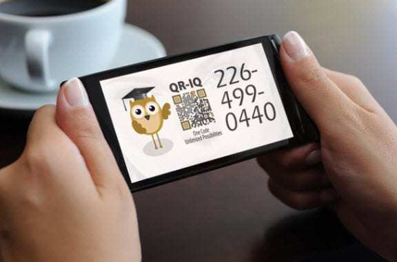 Restaurants get their own application to help connect with mobile patrons using QR codes.
