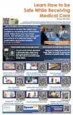 Kimberly-Clark launches new QR code campaign to keep patients safe while in the hospital