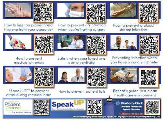 QR Codes in Healthcare