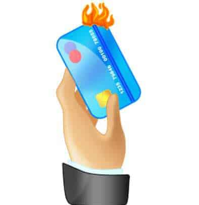 Mobile commerce credit cards