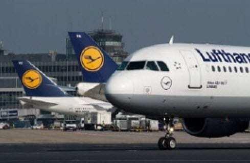 QR Code Campaign Lufthansa