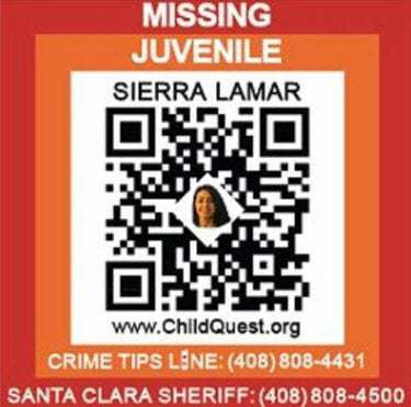 QR codes used to help find children who have gone missing