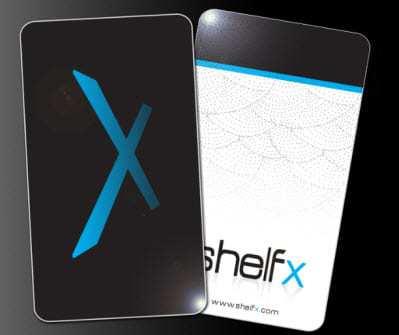 Shelfx mobile app qr code technology