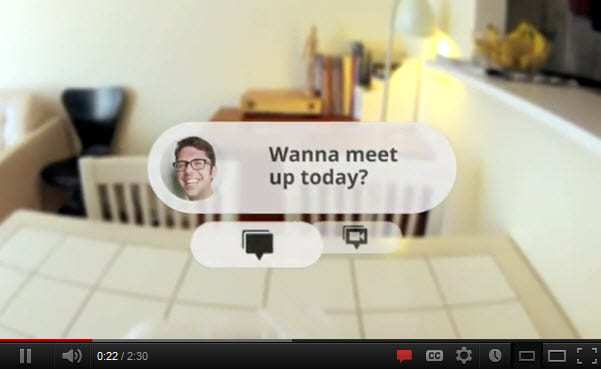 Google shows off Project Glass – augmented reality glasses for a new generation