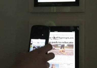 newsflash app mobile commerce