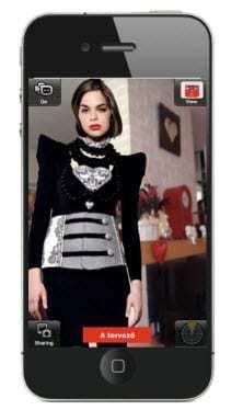 virtual fashion show wearable tech