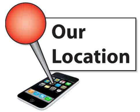 Augmented reality location app