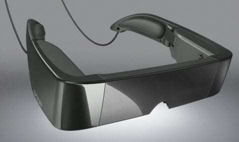 Epson Augmented Reality Glasses