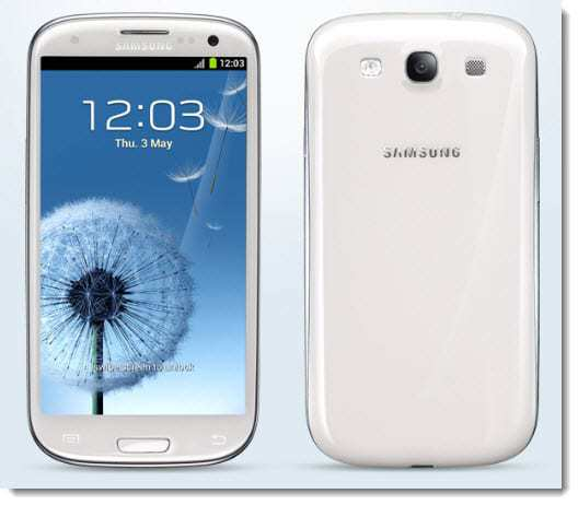 GALAXY S III NFC Enabled Phone